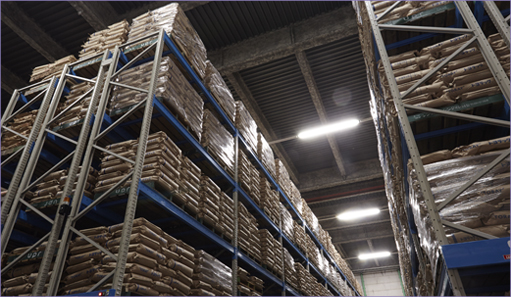 JUST-BIN System Warehouse